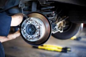 Routine brake inspections